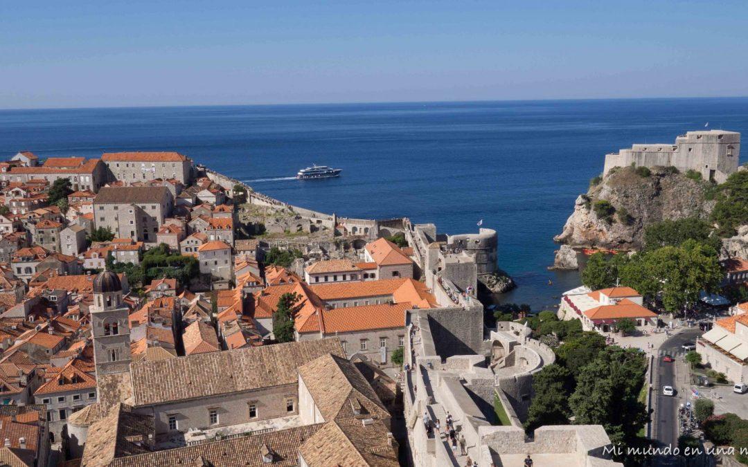 Croacia en una semana: Dubrovnik en dos días y ruta Juego de Tronos.
