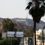 Una accidentada llegada a Los Angeles