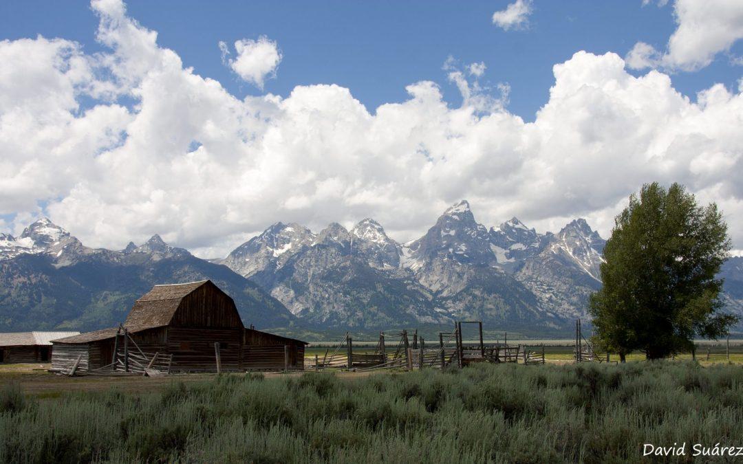 Visitar Grand Teton National Park.