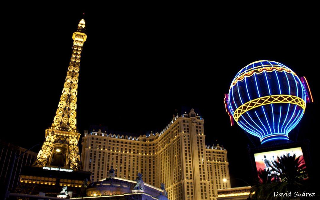 Segunda visita en Las Vegas ( II )