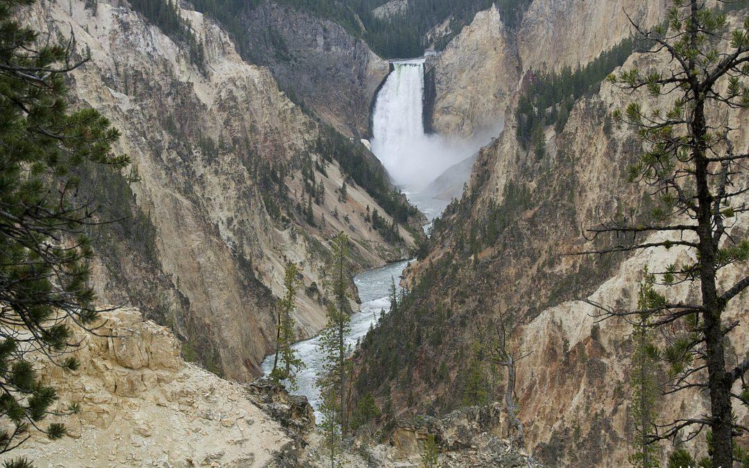 Yellowstone: segundo día de ruta.