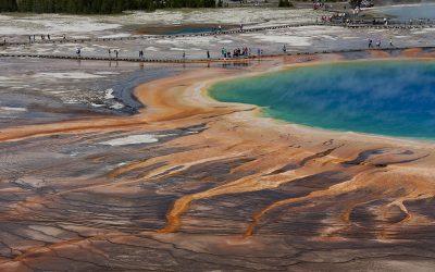Yellowstone: últimos momentos en el parque