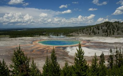 Yellowstone: tercer día.