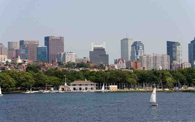 Un día en Boston