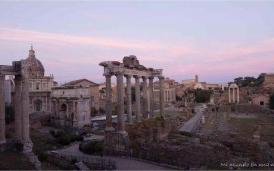 Los mejores miradores de Roma.