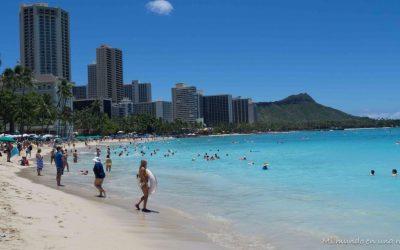 Alojamiento en Hawaii.