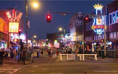 Qué ver y hacer en Memphis. Ruta 61.