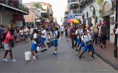 Qué ver y hacer en Nueva Orleans.