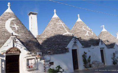 Ruta por Puglia en 3 o 4 días.